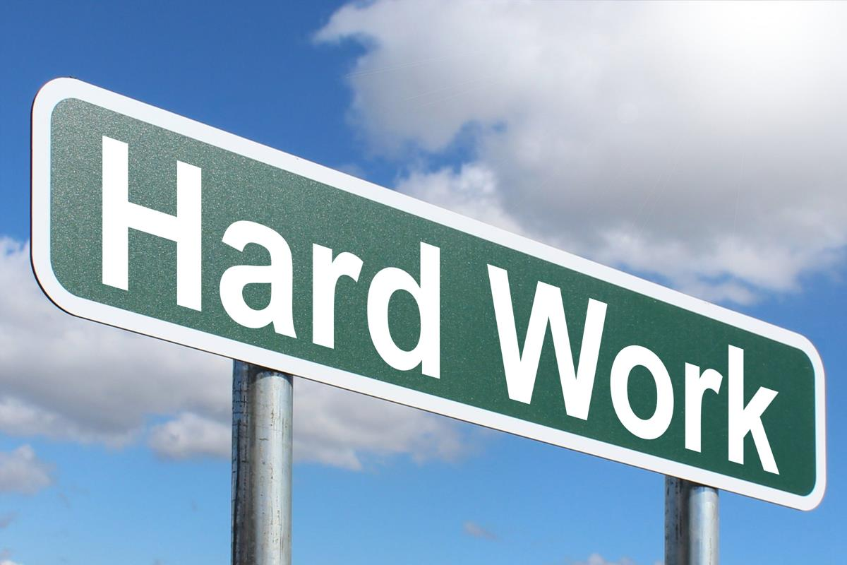 Importance of Hard Work in Daily Life